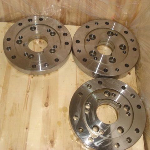 Ball Valve Mounting Plate