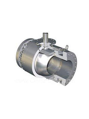 Metal Seats Ball Valve
